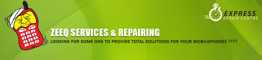 Zeeq Mobiles - Mobile Phone Servicing and repairing